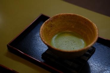 Jaapani tee valmistamine